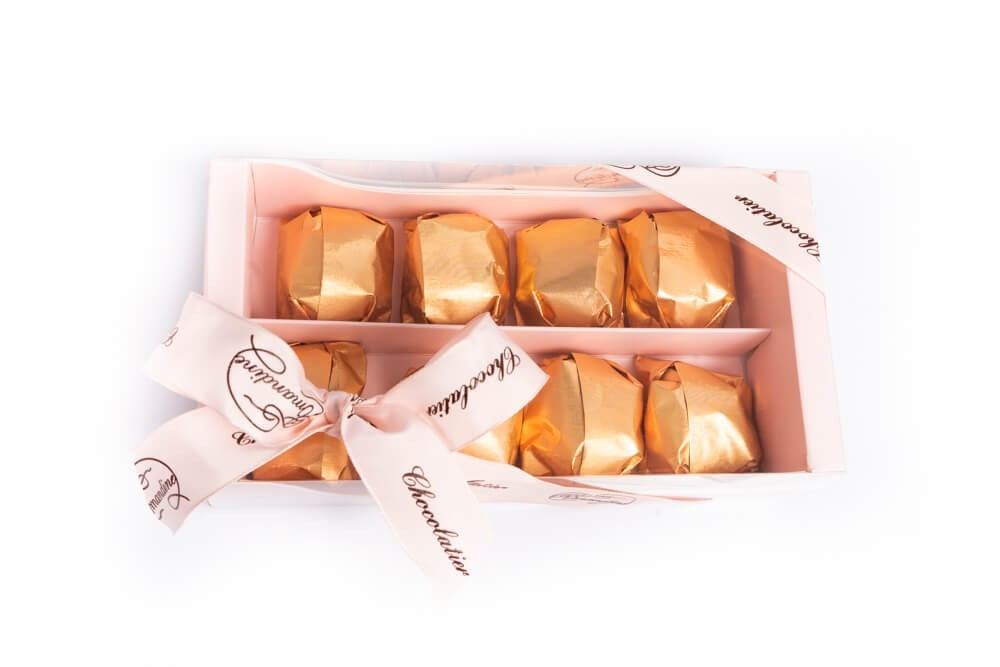 Marrons glacés by Amandine Chocolatier