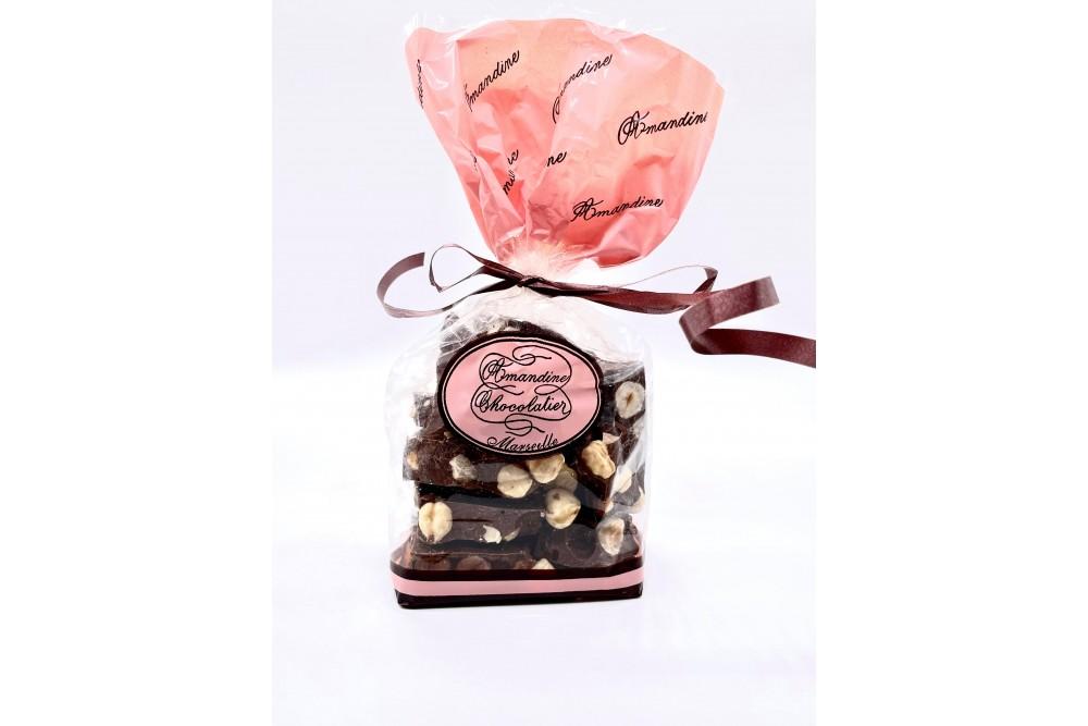 Chocolat Cassé Lait by Amandine Chocolatier