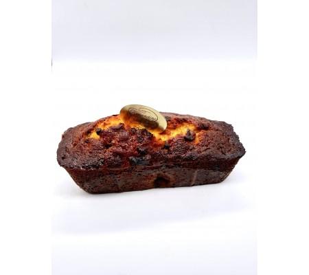 Cake Banane Pépite de Chocolat  - Confiserie