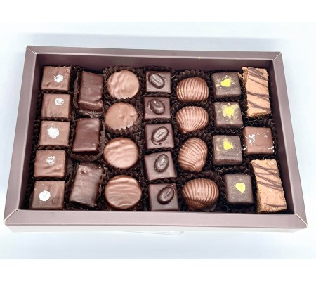 Coffret de Chocolat by Amandine Chocolatier