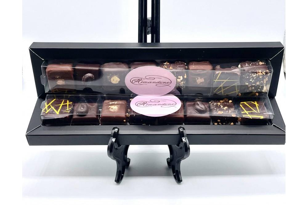 Étuis de Chocolat Varié by Amandine Chocolatier